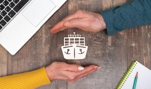 Concept,Of,Marine,Insurance,With,Hands,In,A,Protective,Gesture